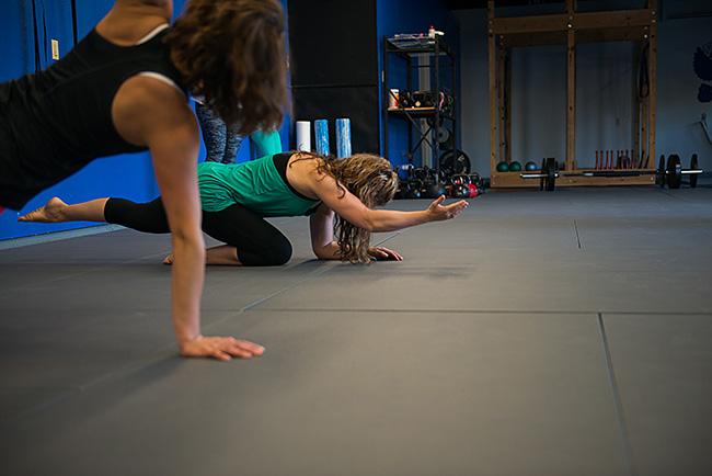 Barefoot Fitness